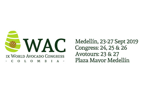 IX WORLD AVOCADO CONGRESS 2019